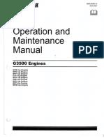 Cat 3516 Operacion y Mantenimiento.pdf