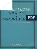 Pieper, Josef - Muerte e Inmortalidad.pdf
