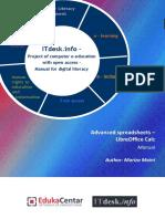 Advanced Spreadsheet LibreOffice Calc Handbook