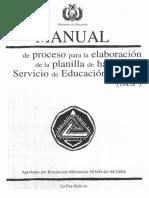 Manual de proceso para la elaboración de la planilla de haberes del SEP.pdf