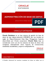 Oracle Database Aldo Trucios 1325210335