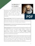 Materialismo Historico e Socialismo Cientifico