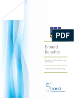 Benefits of Eband Over Other Technologies White Paper V051310