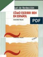 Reyes Graciela - Como Escribir Bien en Español