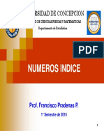 Numeros Indices