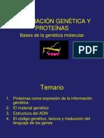 Clase 1 Proteinas y ADN