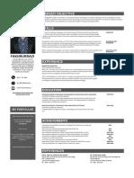 Resume (Main)