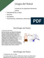 Morfología Del Robot (1)