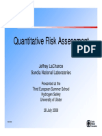 260978947 Quantitative Risk Assessment