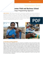 AG 2013 FFBS Pathways Innovation Brief