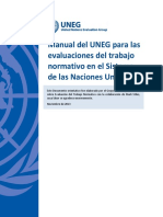UNEG Handbook for Conducting Evaluations of Normative Work_Spanish_Final