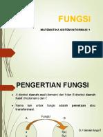 4. Fungsi