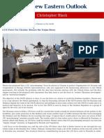A Un Force for Ukraine Beware the Trojan Horse
