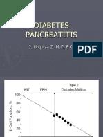 Diabetes y Pancreatitis
