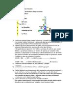 Laboratio de Quimica - ESTUDIO DE LA LLAMA