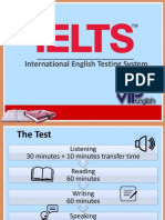 IELTS General Overview