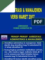 Administrasi & Manajemen