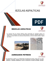 Clase 5. Mezclas Asfalticas
