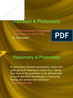 2007AS4100_Radiation_Photometry.ppt