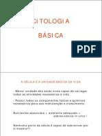 2a Citologia básica simplificada