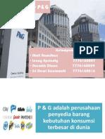 Strategi Bisnis P&G Kelompok 5