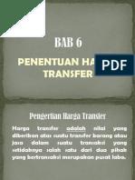 6. Harga Transfer