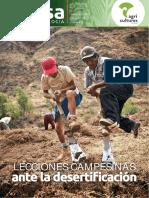 Revista de Agroecología. Lecciones campesinas ante la desertificación.pdf
