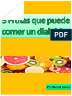 5 Frutas Para Diabéticos Sin Restricciones Que Puedes Comer