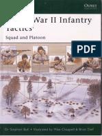 World War II Infantry Tactics - Squad and Platoon - Osprey Elite 51.pdf