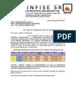 Carta de Garantia de Delfino