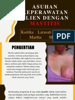 Asuhan Keperawaan Klain Dengan Mastitis