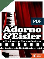El Cine y La Música - Theodor W. Adorno