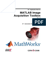 Automation Technology AppNote Matlab Image Acquisition Toolbox