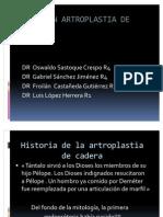 REVISIÓN ARTROPLASTIA DE CADERA [Autoguardado]