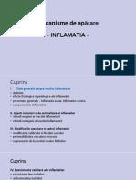 curs inflamatia 1+2