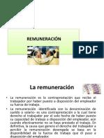 REMUNEACION