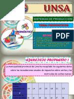 SP1 Tercer Trabajo Pronosticos