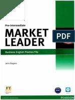 Market Leader 3rd Edition - PreIntermediate - Practice File.pdf