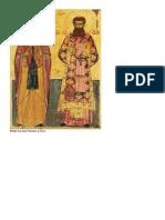Sfinţii Cuvioşi Simeon Şi Sava