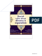 Divorce & Separation [English]