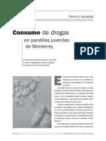 DROGAS PANDILLAS EN MONTERREY