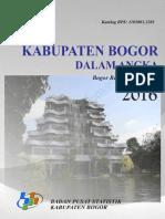 Kabupaten Bogor Dalam Angka 2016