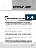 Soal CPNS Paket 1