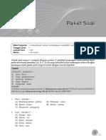 Soal CPNS Paket 11