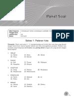 Soal CPNS Paket 12