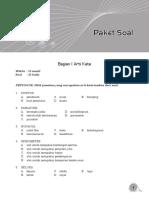 Soal CPNS Paket 16