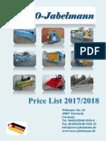 price_list_2017-2018
