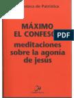 Máximo El Confesor - Meditaciones Sobre La Agonía de Jesús