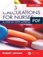 Drug Calculations For Nurses, 4th Ed (2016).pdf