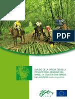 GABAR Cadena Bambu Ecuador